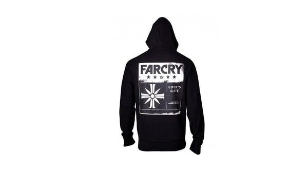 Far Cry 5 Sweatshirt Eden/'s Gate Men/'s Hoodie Black